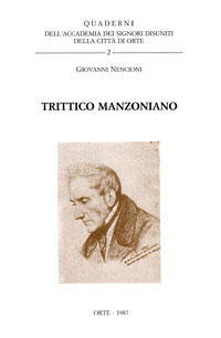 Frontespizio del volume.